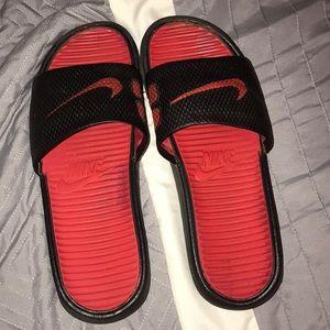 Nike Sandals! Never Worn!